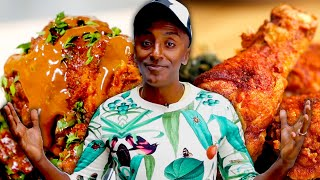 Download How To Make 2 Styles Of Fried Chicken By Marcus Samuelsson •Tasty Video
