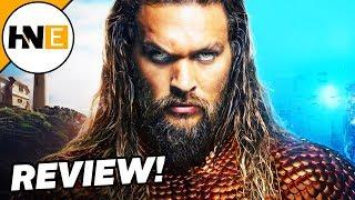 Aquaman Movie Review - A New Era of DC Films Has Arrived