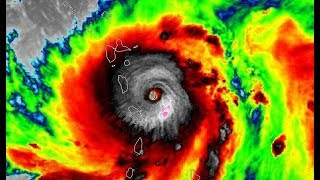 LIVE: Hurricane Maria now a Category 4 - BREAKING NEWS COVERAGE