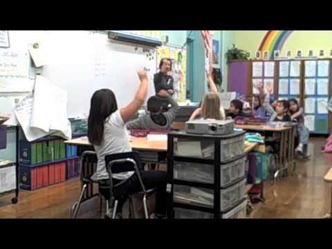 2nd grade math lesson clip