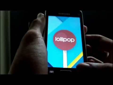 [Tutorial] New and easy way to update your Samsung Galaxy w to Android 5.0.2