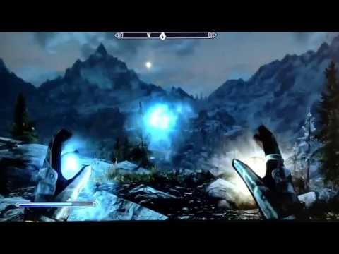 How to get rid of a dragon in skyrim the fast way