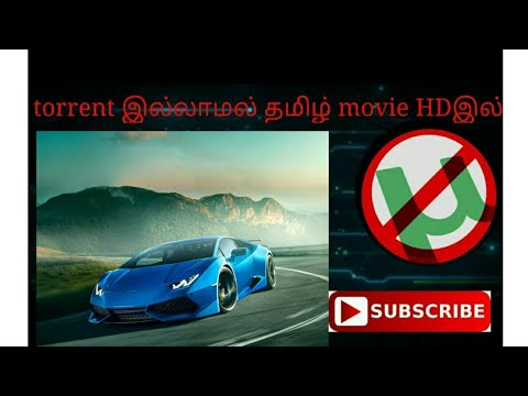 How to download tamil hd movies without torrent.