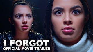 I Forgot (Official Movie Trailer) - Merrell Twins