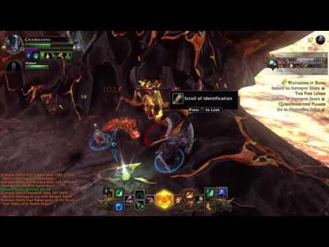Ventaja en combate / Combat advantage Neverwinter - Ejemplo