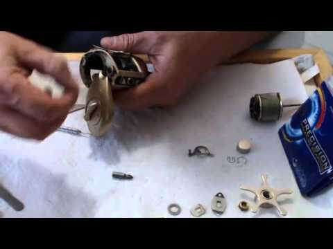 Shimano Chronarch 100SF Reel with Boca Bearings