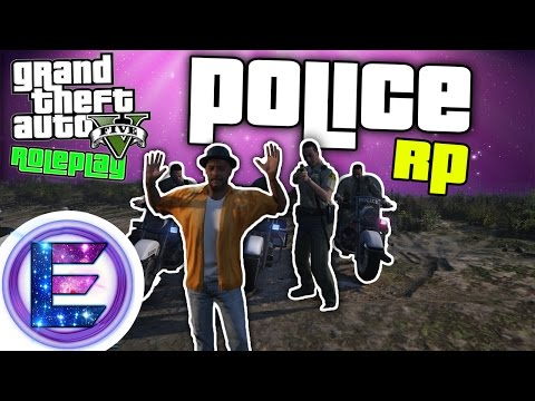 POLICE RP - Stop those who are breaking the law - GTA 5 Online Roleplay Mod