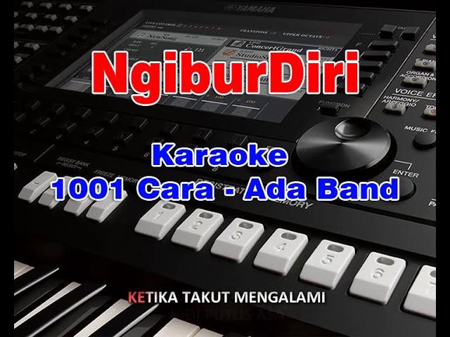 Karaoke 1001 Cara - Ada Band