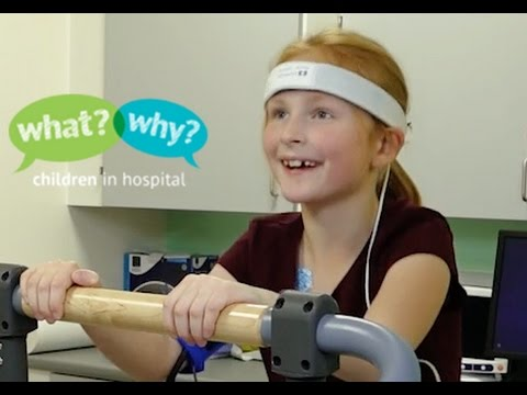 My child is having an Exercise Tolerance Test (Stress Test)
