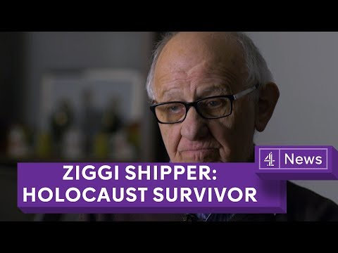 The story of a Holocaust survivor: Ziggi Shipper