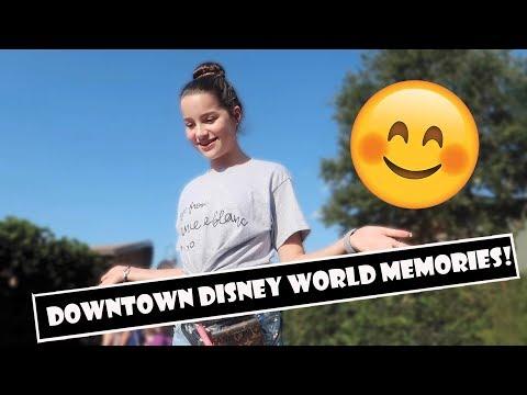 Downtown Disney World Memories 😊 (WK 382.6)   Bratayley