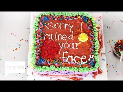 Bake Amends: Sorry I Ruined Your Face | Bravo