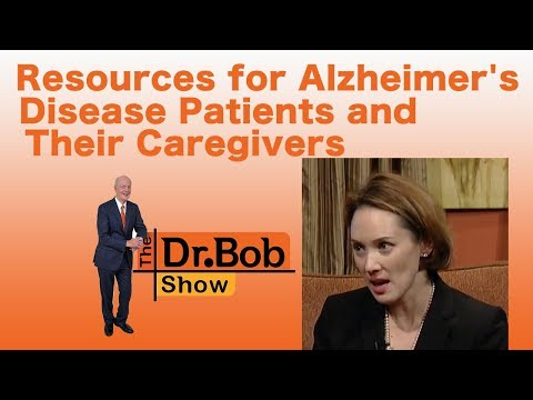 Resources for Alzheimer's Disease Patients and Their Caregivers