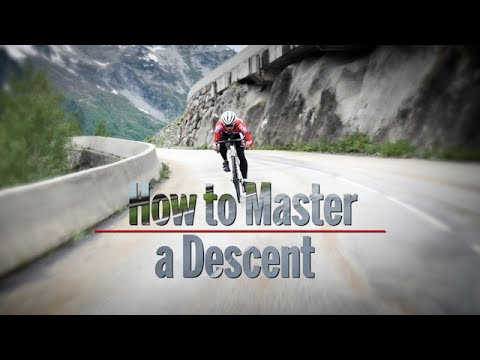 How To Master a Descent | Cycling Weekly Cycling Tips