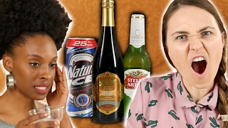 People Guess Cheap Vs. Expensive Beers
