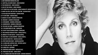 Best of Carpenters, Linda Ronstadt, Maureen McGovern, Natalie Cole & More   Non-Stop Playlist