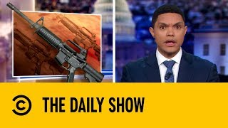 America Mourns Two Mass Shootings Only 13 Hours Apart | The Daily Show with Trevor Noah
