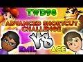 Download Video Download Mario Kart Wii Shortcuts - Emil vs. Ace - TWD98 Advanced Shortcut Challenge 3GP MP4 FLV
