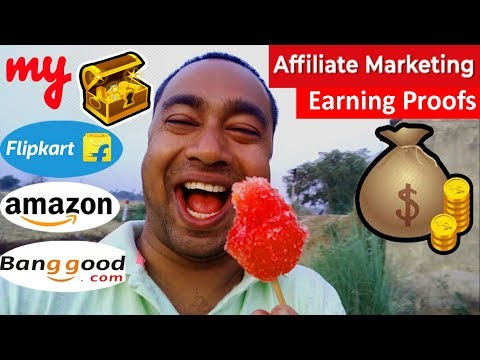 How much a Youtuber earns money from Affiliate marketing by gadget review channel  | Earning proof