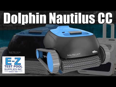 Dolphin Nautilus with CleverClean by Maytronics