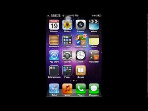 [WORKING MAR. 2013] How to get Android Lock Screen/Pac Man Lock Screen on iPhone iPad iPod