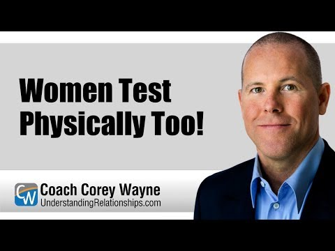 Women Test Physically Too!