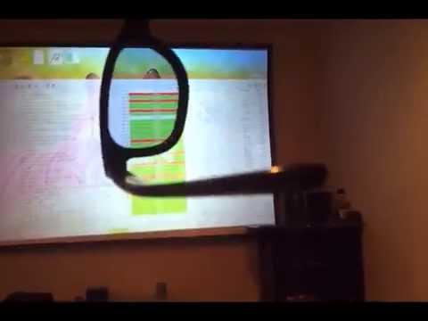 Dual Projector DIY - LED - 3D PASSIVE - In Brazil