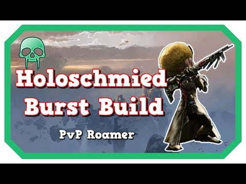 +1 Roamer Ingenieur | Holoschmied PvP Build Guide | GW2 Path of Fire/Guild Wars 2 PoF