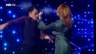 Romanii au talent 2018 - Mihai Paraschiv si Anne Bezusenzo - dans sportiv
