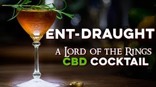 Download Ent-Draught: A CBD cocktail from Lord of the Rings | How to Drink Video