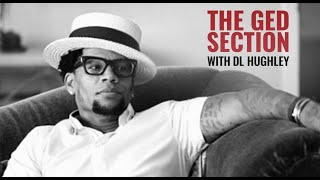 DL Hughley YOU CAN NOT HAVE A FUTURE PICKING MEN CONNECTED TO THE PAST