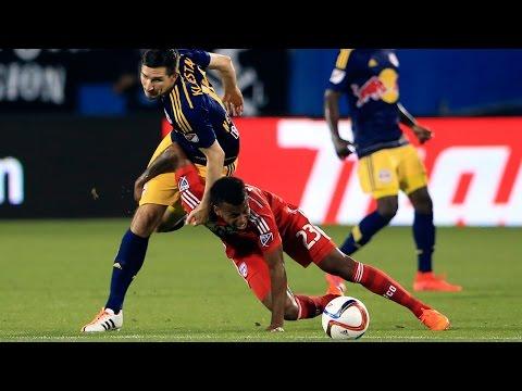 HIGHLIGHTS: FC Dallas vs. New York Red Bulls | May 15, 2015