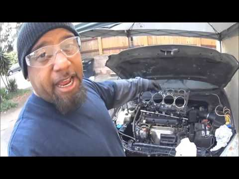 CHECKING A BLOWN HEAD GASKET WITH NO SPECIALIZED TOOLS  (EASY 4 THE DIYer) DO IT YOURSELF SAVE$$$