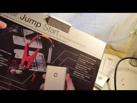 Costco! Winplus Car Jump Start & Portable Power Bank $69! UNBOXING!