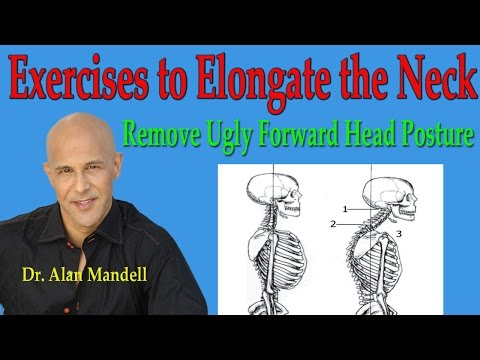 Exercises that Elongate the Neck to Remove Ugly Forward Head Posture - Dr Mandell