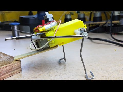 4 useful robots you can make at home