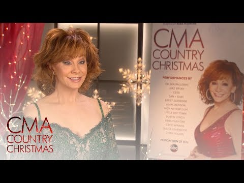 CMA Country Christmas: Quick Takes with Reba McEntire | CMA