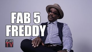 Download Fab 5 Freddy on Relationships with Jean Michel Basquiat and Keith Haring (Part 2) Video