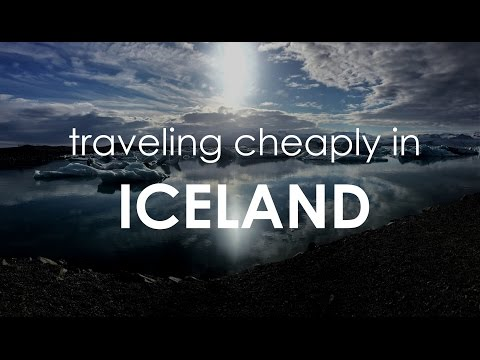 Traveling Cheaply in Iceland