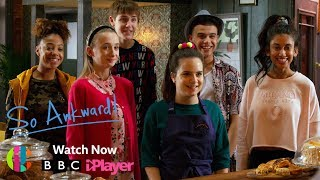 The Next Step meets So Awkward! | Mind the Step! 🕺💃😂 | CBBC