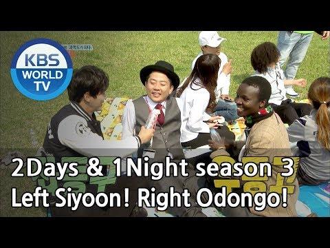 Those two are a good duo! 'Donggu&Dongo' [2Days & 1Night Season 3/2018.05.27]