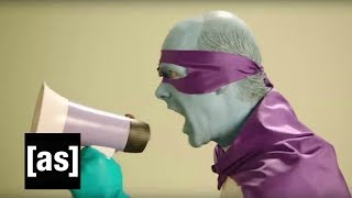 Eyehole Man | Rick and Morty | Adult Swim
