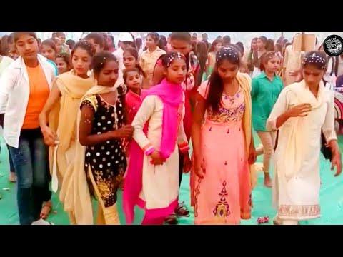 Xxx Mp4 उभी रे वो मेसे उभी रे Ubhi Re Payari Rangali School Girls Dance Best Adiwasi Dance Video Song 3gp Sex