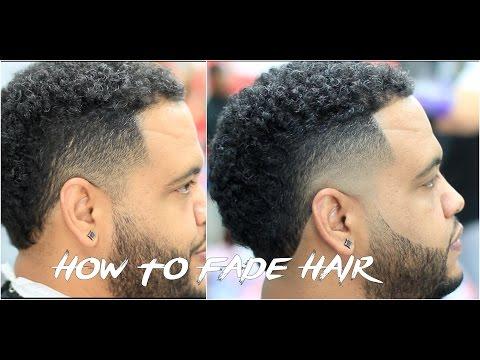 Mens Hair and Beard Tutorial | High Taper Fade or Siete