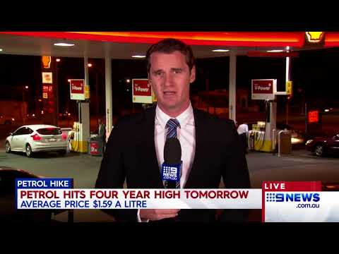 Petrol Prices | 9 News Perth