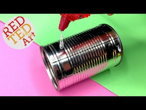 5 DIYs - Best Out of Waste Part 1 - Newspapers, Plastic Bottles, Tin Cans DIYs & More. 5 of the Best