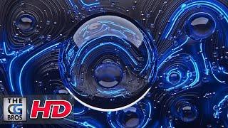 """CGI 3D Animated Short: """"Abstract Reaction""""  - by Mehdi Hadi"""