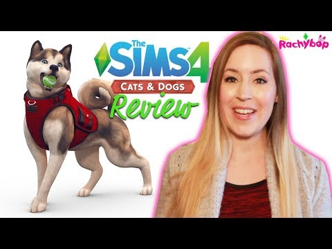 The Sims 4 Cats & Dogs Expansion Review!