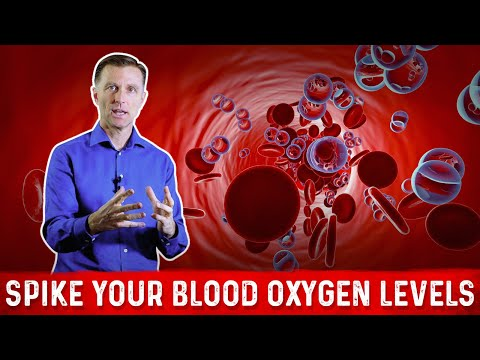 Spike Your Blood Oxygen Levels Using Nutrition