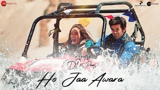 Ho Jaa Awara | Pal Pal Dil Ke Paas |20th Sept | Sunny Deol,Karan Deol,Sahher B | Tanishk,Ash,Monali